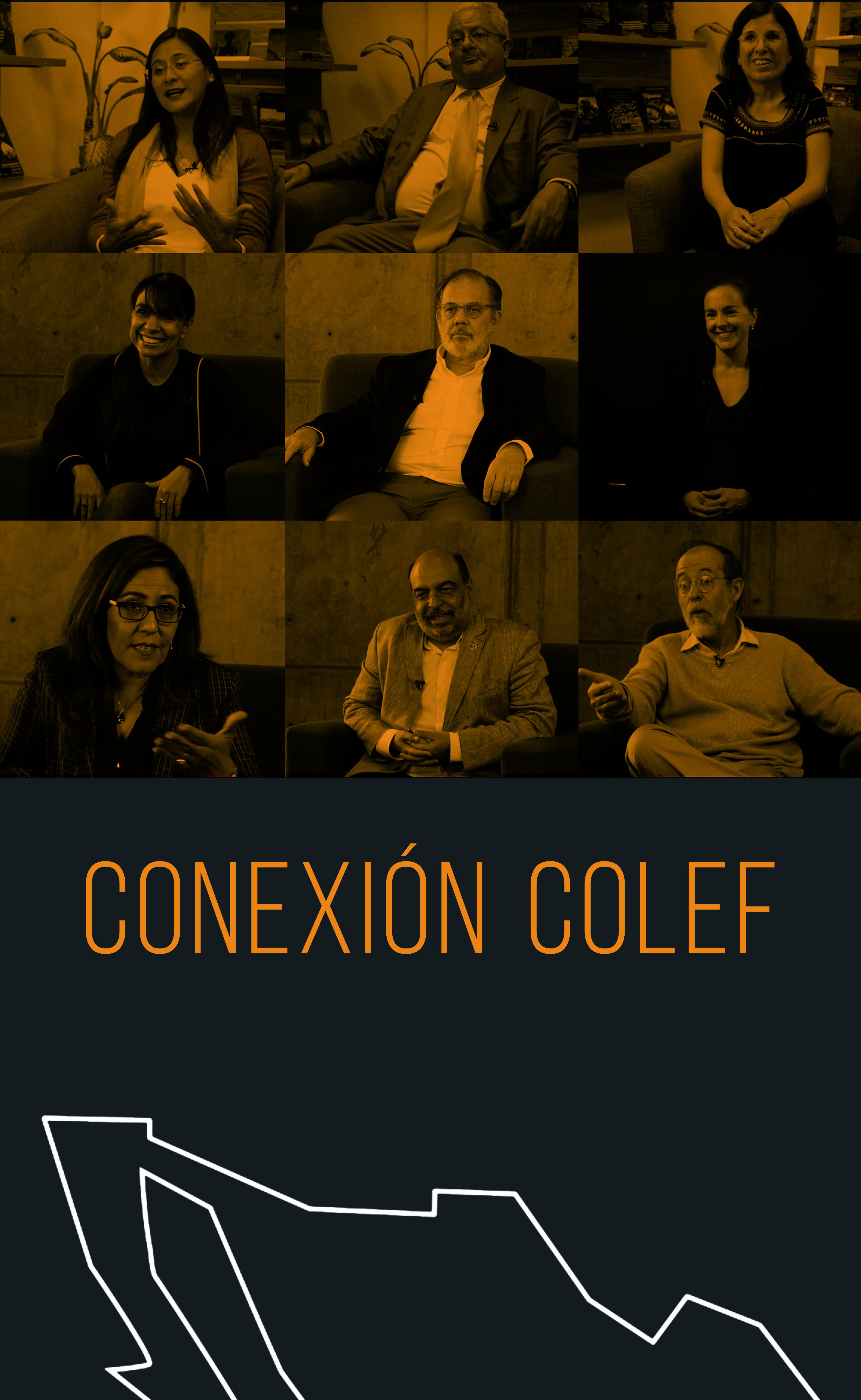 Conección Colef
